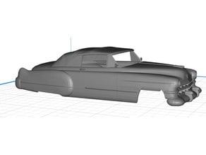 Cadillac Deville 1948 body car