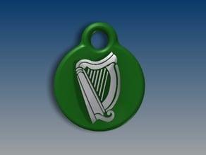 Eire/Irish Keychain