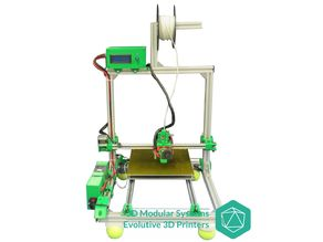 Scalar L 3D printer (30x30x30cm)