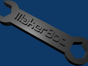 MakerBot Wrench