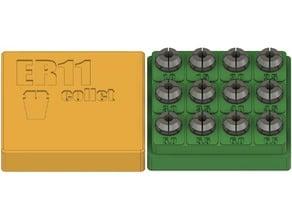 ER11 Collet Box (1-6mm (step:0.5))
