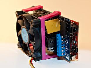 Simple 60mm fan bracket for RAMPS