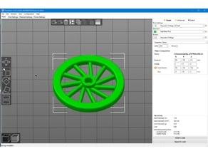 Extruder Wheel v2