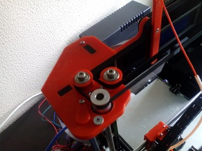 Anet A8 Z Redux - Synchronized  motors