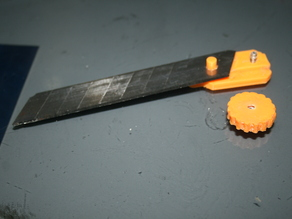Utillity Cutter repair