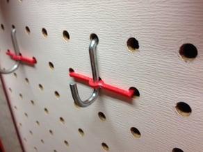 Peg Board Clip