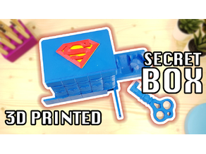 Secret Superman Box