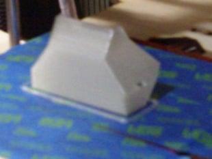 Printrbot LC fan shroud / air control