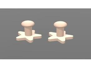 button cufflinks