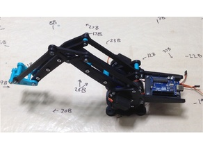 Open Source Robotic Arm (Lite Arm i2)
