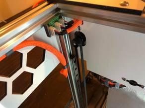 Folgertech FT-6 X axis stepper splitter board clip