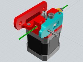 Bowden Extruder - 625zz Bearing