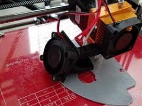 MK8 Cooling Fan Duct, RepRapGuru Prusa i3 Remix