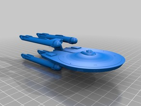 Star Trek Constellation class TOS 1:2000