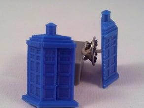 TARDIS pin