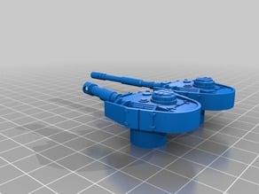 Urdeshi Pattern Brigand Tank