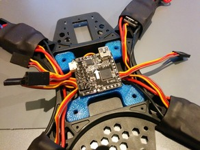 Flight controller mount for FPV250