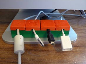 Duplo Cable Dock