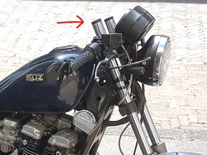 fork cap cover for suzuki gs550l or 37mm forks