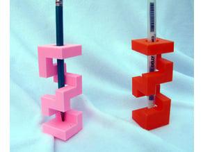 Minimal Pencil Holders