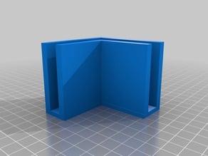 Cardboard Box Corner Flap Holder