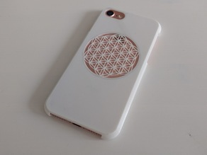 iPhone 7 case flower of life