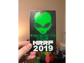 MRRF 2019 Fun Lanyard Tags