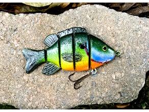 Sun Fish Swimbait Lure