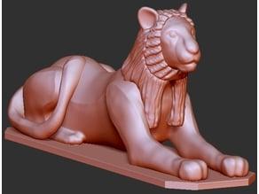 Egypt Lion Goddess