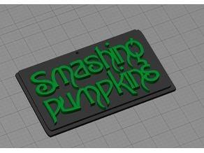 Smashing Pumpkins (band)  Keychain