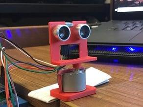 Ultrasonic Sonar Sensor Holder