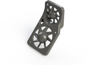 MakerGear M2 Fan Cover and Bracket