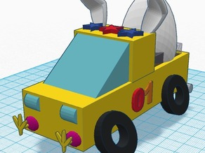 Playing with TinkerCAD