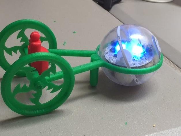Sphero Chariot by bherrera - Thingiverse