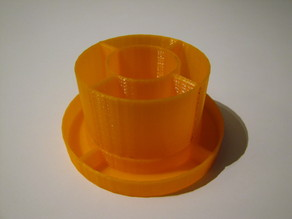 Printrbot Simple Spool Adapters