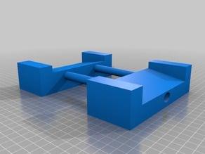 Modular Sphero Racetrack - rails