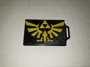 Legend of Zelda Badge/Card Holder
