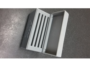 Hinged Parallel Box
