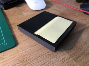Post-It Z-Note Compact Dispenser