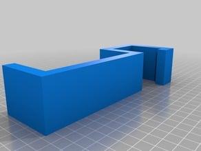 My Customized Desk hook