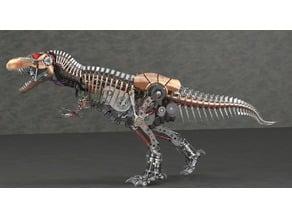 T-Rex mechanical beast!