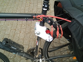 DIY E-Bike with EXT600 & Turnigy Aerodrive SK3 - 6374-192kv