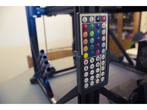 V-slot Led Remote Holder