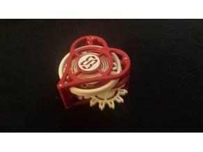 Clockwork Heart (dual ulysse escapement)