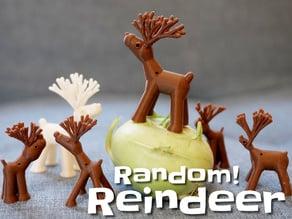 Random Reindeers