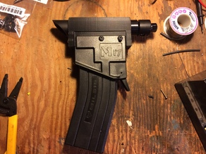 Smart Parts Ion - Magwell Adaptor
