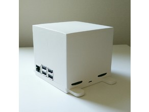 TiredCube  [ Raspberry 3 case ]
