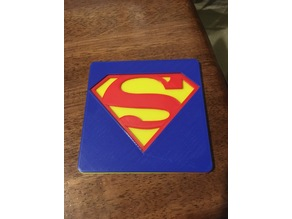 Superman Coaster