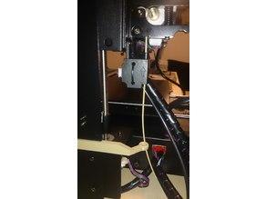 Anycubic i3 Mega filament guide