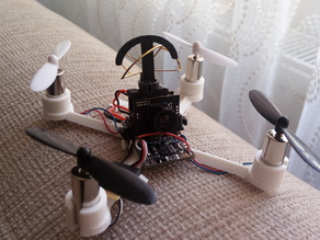 ATA 100mm lightweight microquad